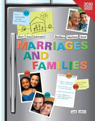 Marriages and Families, Census Update - Schwartz, Mary Ann, and Scott, Barbara Marliene