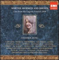 Martha Argerich and Friends: Live from the Lugano Festival 2008 - Akane Sakal (piano); Alessandro Stella (piano); Alexander Gurning (piano); Alexander Mogilevsky (piano);...