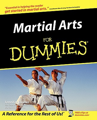 Martial Arts for Dummies - Lawler, Jennifer