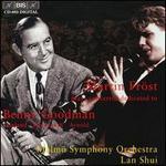Martin Fr�st plays concertos dedicated to Benny Goodman