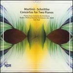 Martinu & Schnittke: Concertos for Two Pianos
