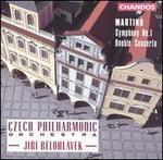 Martinu: Symphony No. 1; Double Concerto