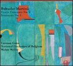 Martinu: Violin Concerto No. 1; Symphony No. 1