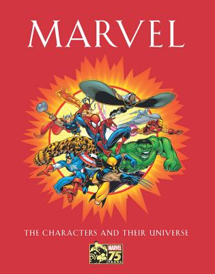 Marvel: The Characters and Their Universe - Mallory, Michael