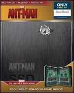 Marvel's Ant-Man [3D] [Includes Digital Copy] [Blu-ray] [Steelbook] [Only @ Best Buy]