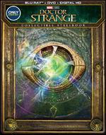 Marvel's Doctor Strange [SteelBook] [Blu-ray/DVD] [Only @ Best Buy]