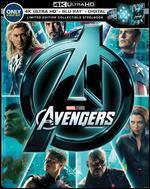 Marvel's The Avengers [SteelBook] [Digital Copy] [4K Ultra HD Blu-ray/Blu-ray] [Only @ Best Buy]