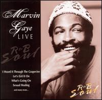 Marvin Gaye Live - Marvin Gaye