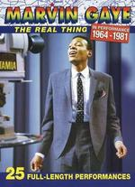 Marvin Gaye: Real Thing - In Performance 1964-1981 -