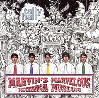 Marvin's Marvelous Mechanical Museum - Tally Hall