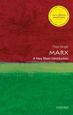 Marx: A Very Short Introduction - Singer, Peter