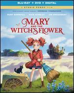 Mary and the Witch's Flower [Includes Digital Copy] [Blu-ray]