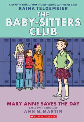 Mary Anne Saves the Day - Martin, Ann M.