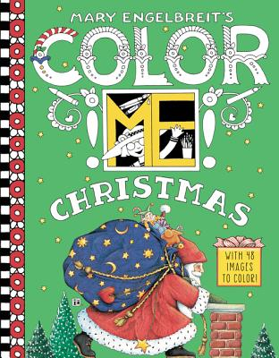 Mary Engelbreit's Color Me Christmas Coloring Book -