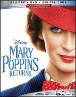 Mary Poppins Returns [Includes Digital Copy] [Blu-ray/DVD]