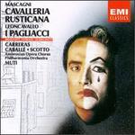 Mascagni: Cavalleria Rusticana/Leoncavallo: I Pagliacci-Muti