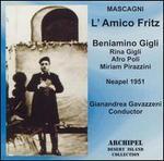 Mascagni: L'Amico Fritz