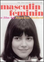 Masculin/Feminin [Criterion Collection]