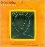 Maslanka: Concertos