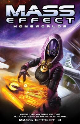 Mass Effect Volume 4: Homeworlds - Walters, Mac