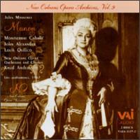 Massenet: Manon - Alton Brim (vocals); Arthur Cosenza (vocals); Jo Ann Yockey (vocals); John Alexander (vocals); Julianne Lansing (vocals);...