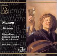 Massenet: Manon - Antonio Zerbini (vocals); Franco Ricciardi (vocals); Giuseppe Morresi (vocals); Ida Farina (vocals);...