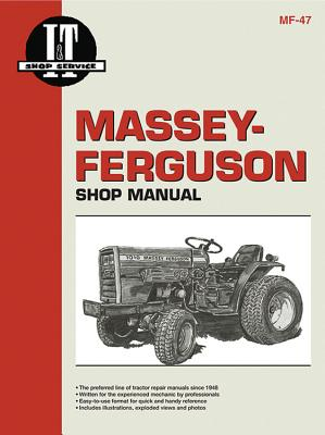 Massey Ferguson Shop Manual Models 1010 & 1020 - Penton