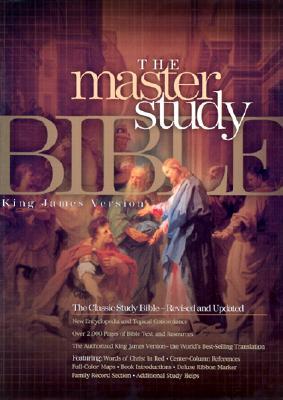 Master Study Bible-KJV - Cornerstone Bible Publishers (Creator)