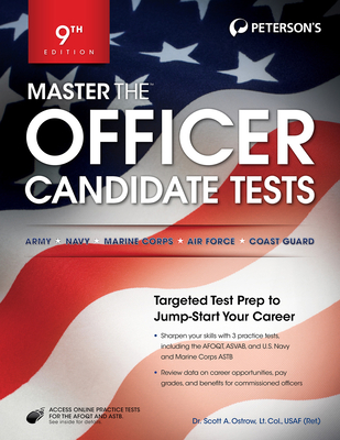 Master the Officer Candidate Tests - Ostrow, Scott A