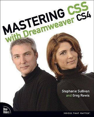 Mastering CSS with Dreamweaver CS4 - Sullivan, Stephanie