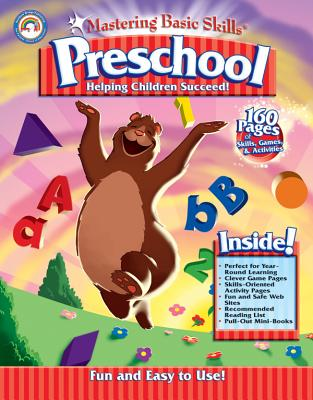 Mastering Skills for Preschool: Helping Children Succeed! - Rainbow Bridge Publishing (Compiled by)