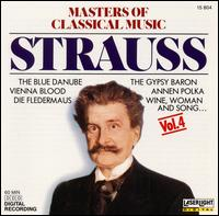 Masters of Classical Music, Vol. 4: Strauss -