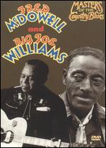 Masters of the Country Blues: Fred McDowell and Big Joe Williams