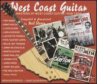 Masters of West Coast Guitar: 1946-1956 - Various Artists