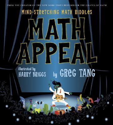 Math Appeal: Mind-Stretching Math Riddles - Tang, Gregory
