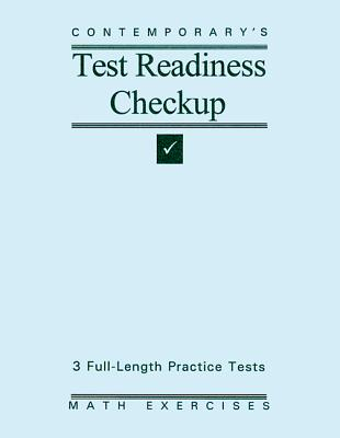 Math Exercises: Test Readiness Checkup - 10 Pack - Contemporary Mixed Prepack