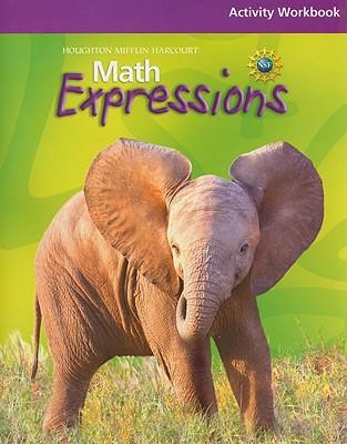 Math Expressions, Activity Workbook - Fuson, Karen C, and Children's Math Worlds Research Project
