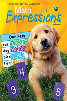 Math Expressions, Teacher's Resource Book, Grade K -