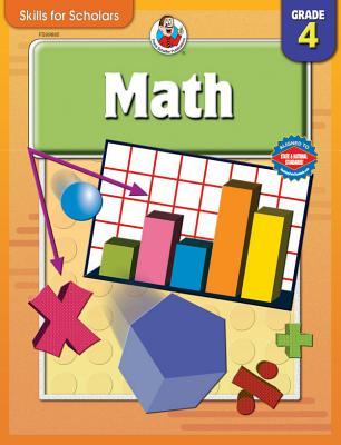 Math, Grade 4 - Frank Schaffer Publications (Compiled by)