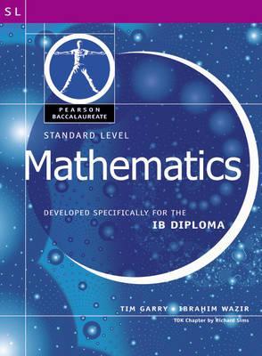 Math-Standard Level-Pearson Baccaularete for Ib Diploma Programs -