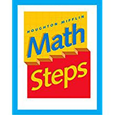 Math Steps: Student Edition Grade 2 2000 - Houghton Mifflin Company (Prepared for publication by)