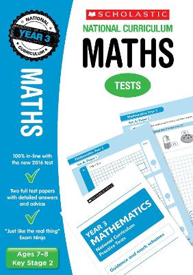 Maths Test - Year 3: Year 3 - Montague-Smith, Ann