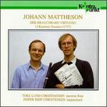 Mattheson: Der Brauchbare Virtuoso - 12 Kammer-Sonaten