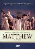 Matthew, Part 1 - Reghardt van den Bergh