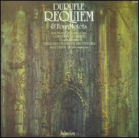 Maurice Duruflé: Requiem; Quatre Motets - Ann Murray (mezzo-soprano); Corydon Singers (vocals); English Chamber Orchestra (chamber ensemble); Mary Seers (soprano);...
