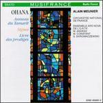 """Maurice Ohana: Anneau Du Tamarit/Signes/Livre Des Prodiges - Alain Meunier (cello); ORTF Ensemble """"Ars Nova""""; Orchestre National de France"""