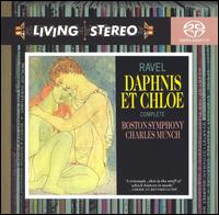 Maurice Ravel: Daphnis et Chloé - Alumni Chorus (choir, chorus); New England Conservatory Chorus (choir, chorus); Boston Symphony Orchestra;...