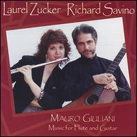 Mauro Giuliani: Music for Flute and Guitar -