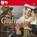 Mauro Giuliani: Scottish & Irish Songs; Studies; Rossiniana