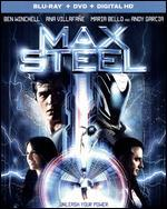 Max Steel [Includes Digital Copy] [Blu-ray/DVD] [2 Discs]